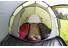 Coleman Tasman 3 tent groen